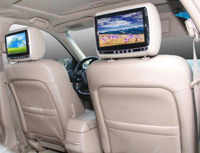 Lecteur DVD voiture : comparatif et critères de choix